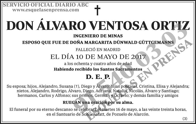 Álvaro Ventosa Ortiz